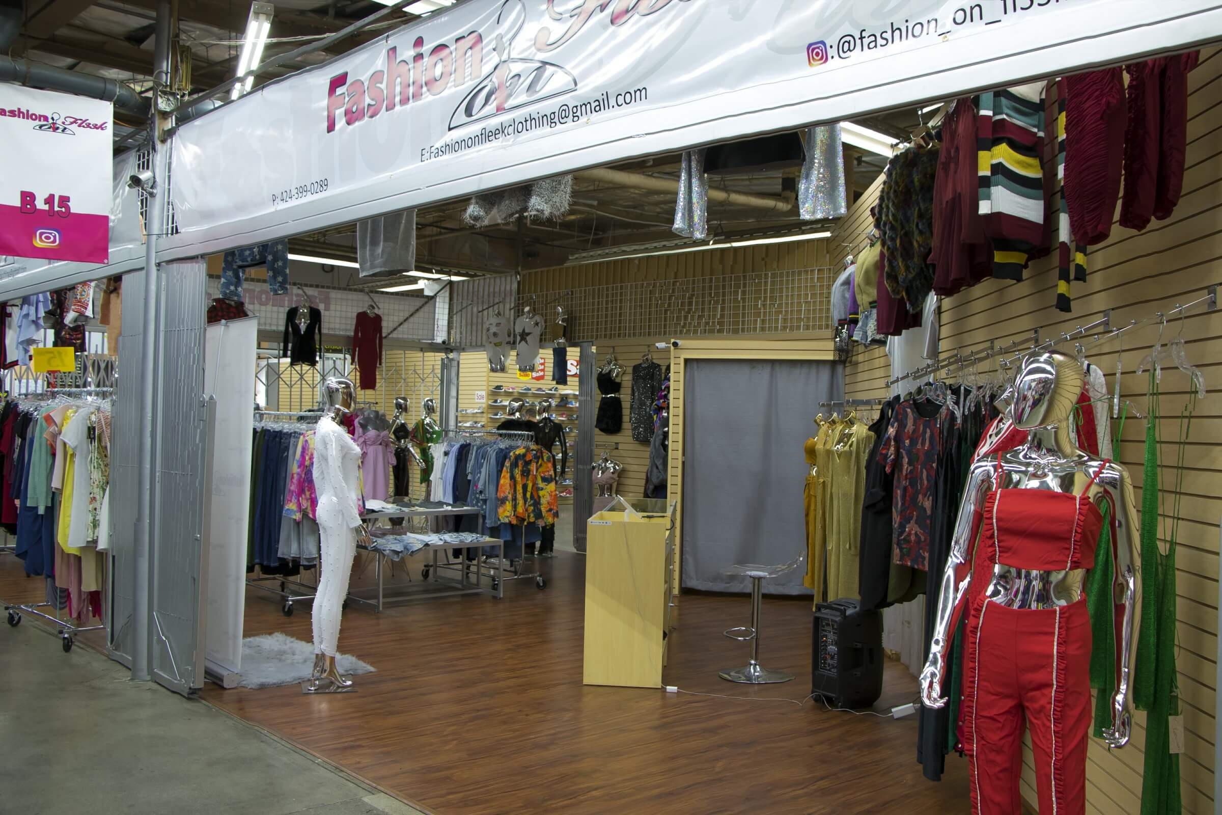 960cd0399 Ladies Clothing Stores in Los Angeles - Slauson Super Mall