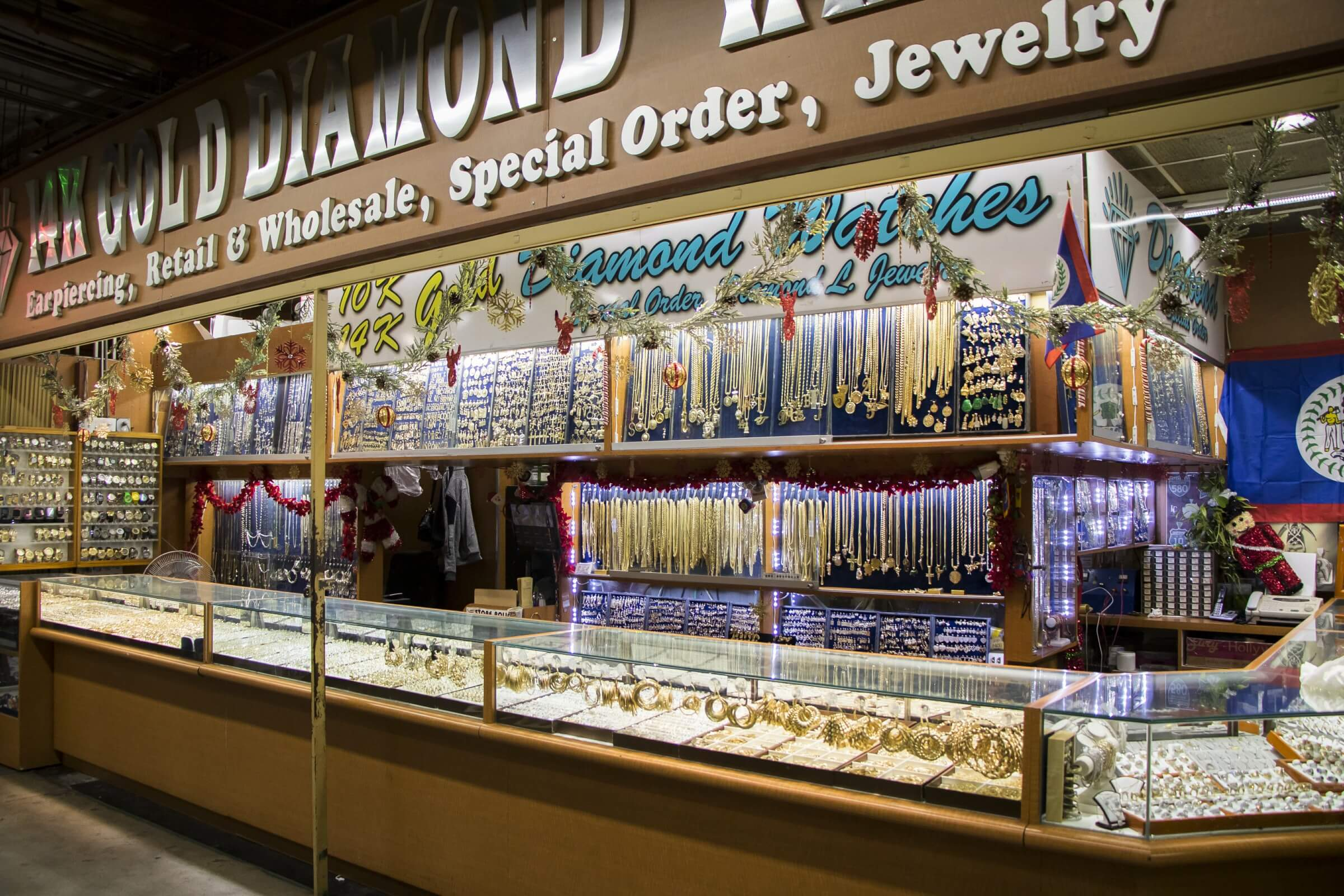 Jewelry Store In Los Angeles