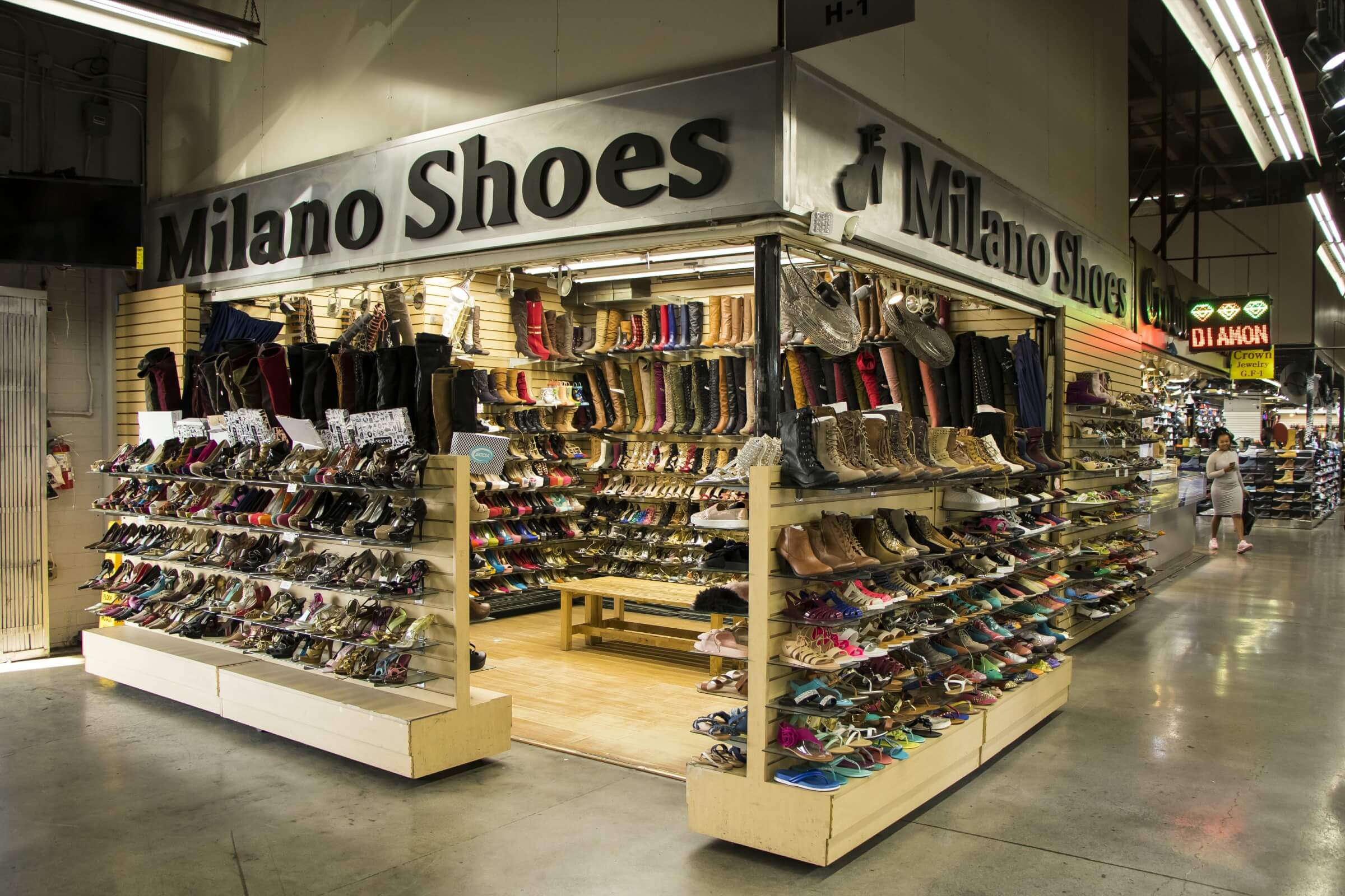 Ladies Footwear Stores